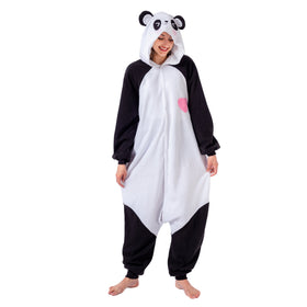 Panda Animal Onesies Costume - Adult