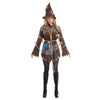 Scary Scarecrow Costume for Women - Adult