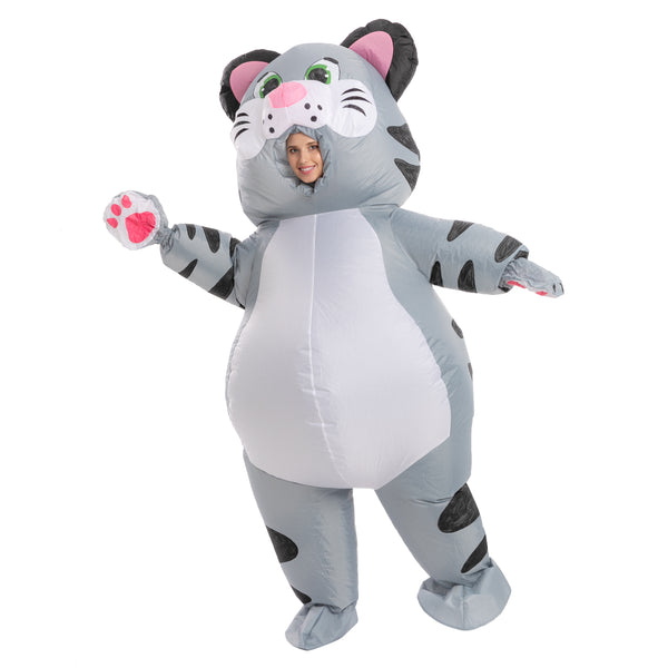 Kitty Full Body Inflatable Costume