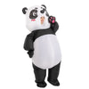 Panda Full Body Inflatable Costume - Adult