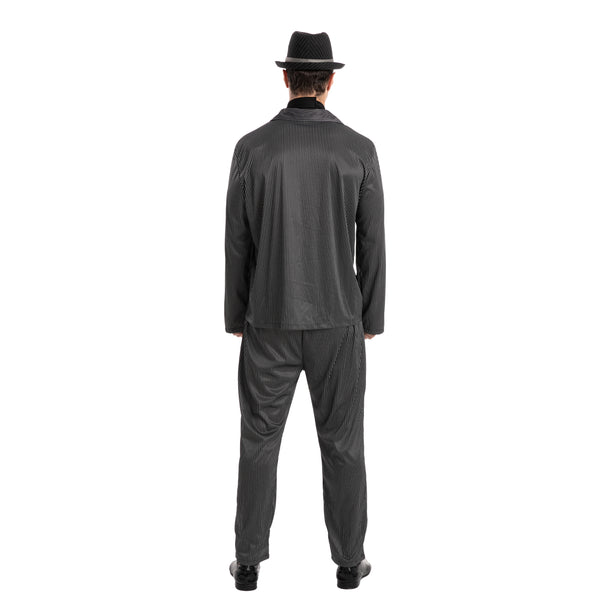 Adult Men Gangster Costume