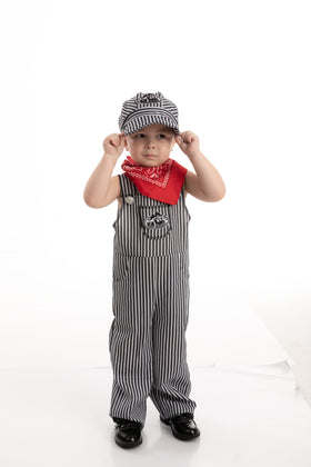 Train Engineer Costume -  Child