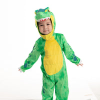 Green T-Rex Costume - Child