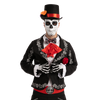 Day of the Dead 5 - Short Gloves, Men's Hat, Bow Tie