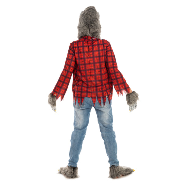 Grey Werewolf Costume - Child