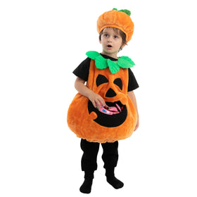 Cute Pumpkin Costume - Child