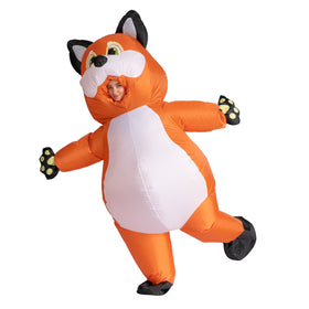 Inflatable Fox Dress Costume - Adult