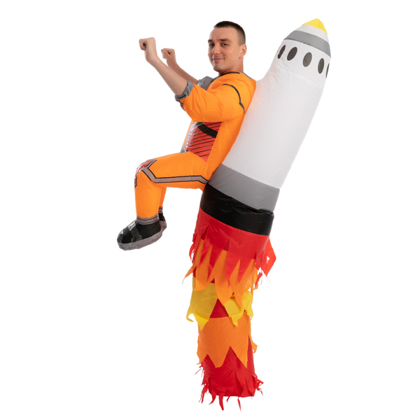 Astronaut with Rockets - Adult