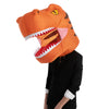 Dinosaur Bobble Head Inflatable Costume - One Size