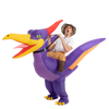 Pteranodon Ride-On Inflatable Costume