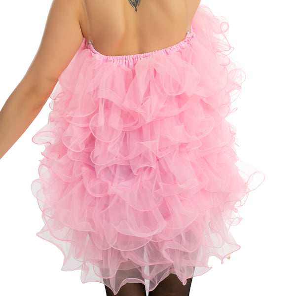 Group Soap Loofah Bubbles Costume - Adult
