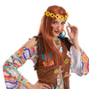 Hippie Wig Set - Adult