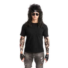 Rocker Wig Set - Adult