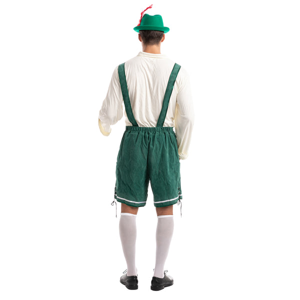 German Bavarian Oktoberfest Costume - Adult