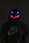 LED Monster Mask - Adult