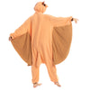 Flying Squirrel Pajamas Onesie - Adult