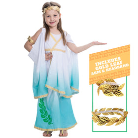 Greek Goddess Costume Set