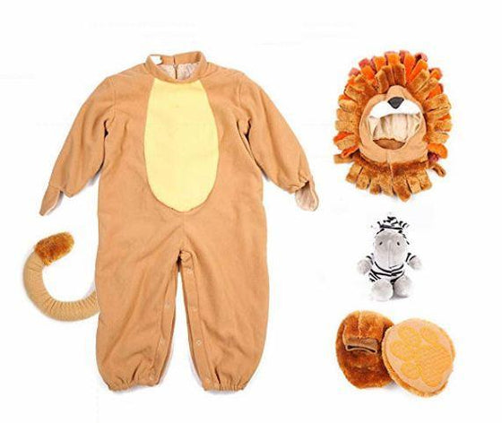 Baby Lion Deluxe Costume Set