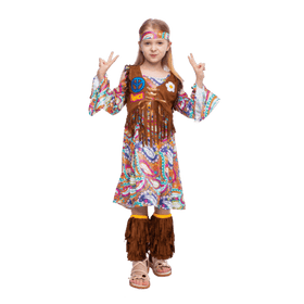 Girl Hippie Costume - Child