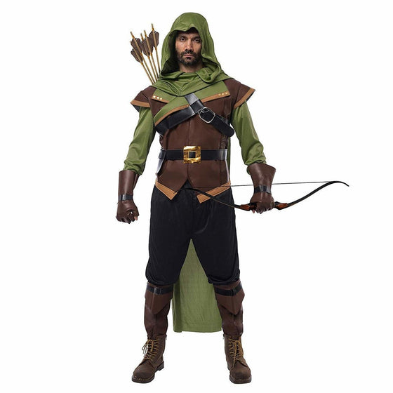 Robin Hood Deluxe Costume Set - Adult Size