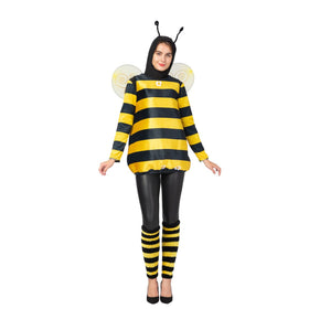 Bumble Bee Costume with Bee Accessories for Women - Adult