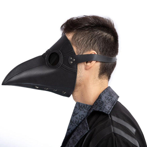 Plague Doctor Mask - Spooktacular Creations