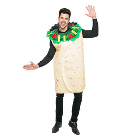 Burrito Costume - Adult