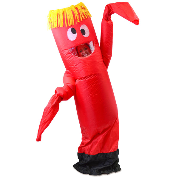 Inflatable Tube Meme Dancing Costume - Adult