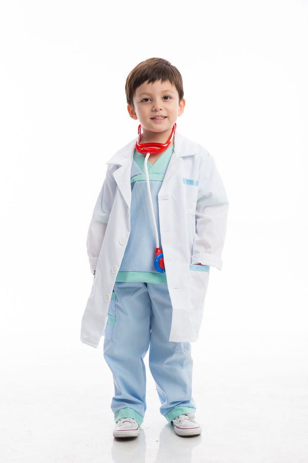 Doctor Deluxe Costume Set