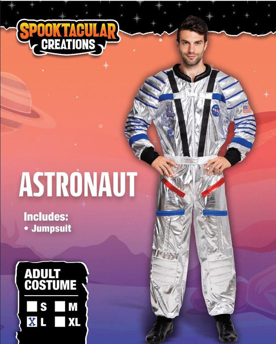 Astronaut Pilot Costume for Men