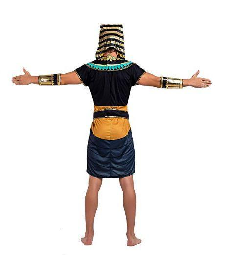 Egyptian King Pharaoh Deluxe Halloween Costume for Men