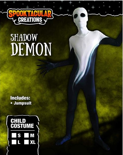 Shadow Demon Child's Costume