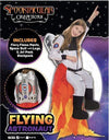 Kids Flying Astronaut Suit Halloween Dress Up Role-play Costume Flame Pants Jet Pack - Spooktacular Creations