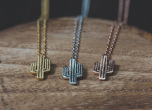Load image into Gallery viewer, Saguaro Necklace