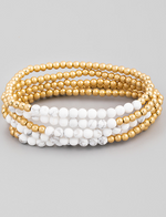Stretch Bracelet Stack
