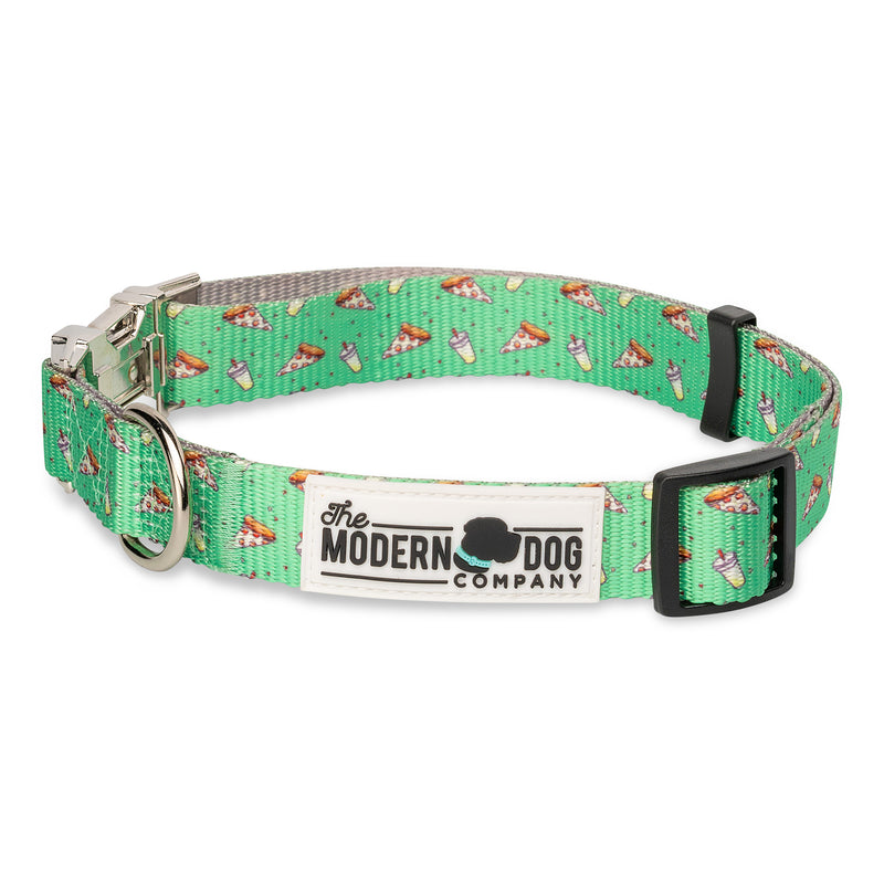 Pizza Party Collar