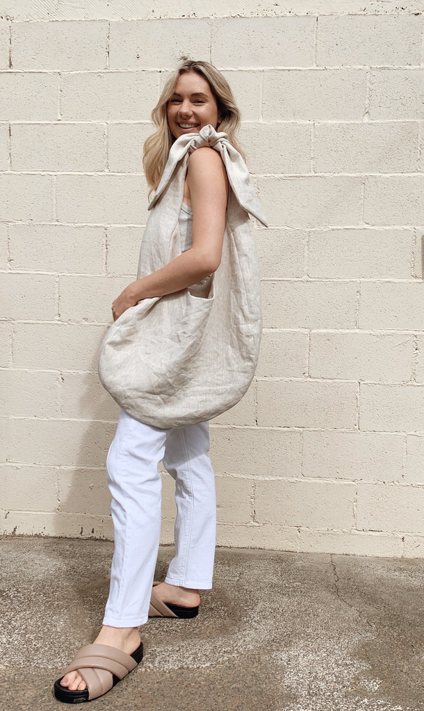 oversized carryall - pattern
