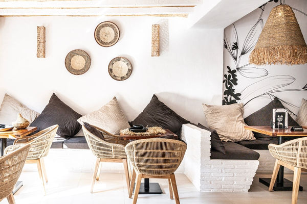 Ethnic Scandinavian Interior design in Hospitality