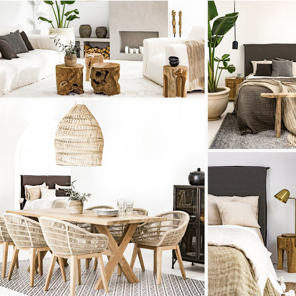 Furniture packages to different styles in Costa Del Sol