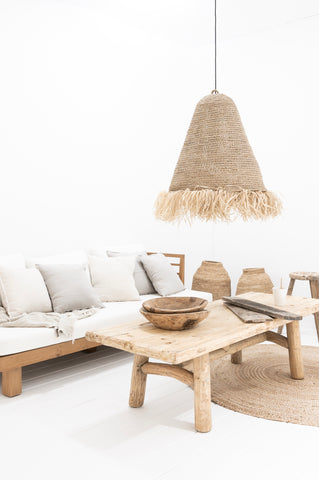 Scandinavian Boho interior design