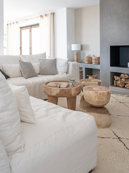 Nordic Boho Home Decor and Interior Design in Marbella