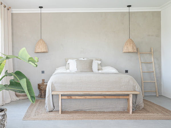 Nordic Boho Bedroom Decor