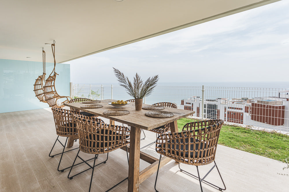 Zoco Home Outdoor and Terrace Furniture Package
