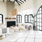 Janni Dehler and Jon Olsson Marbella House decor