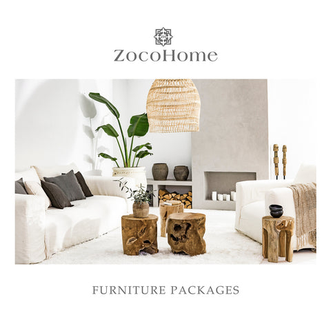 Furniture Package set from Malaga to whole Costa Del Sol Area