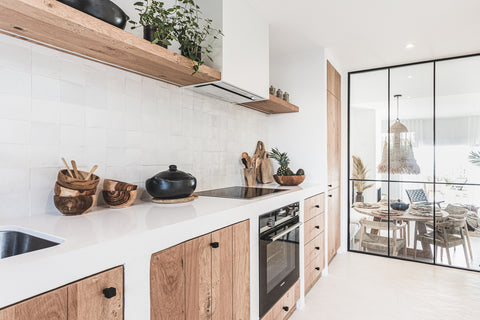 Keep your kitchen organised with Zoco Home interior design hacks