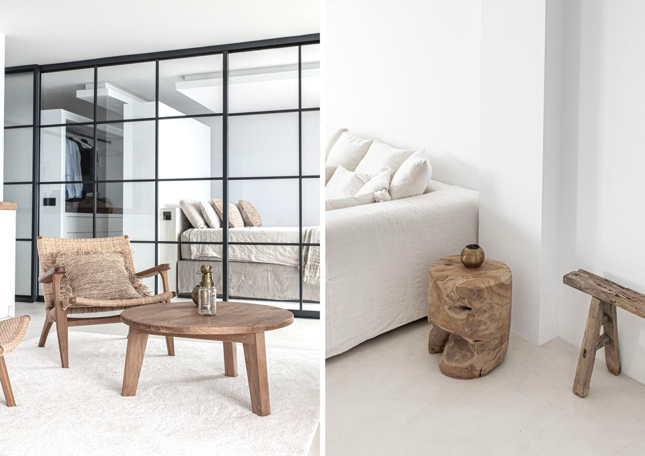 Zoco Home Bring natural textures into home living room