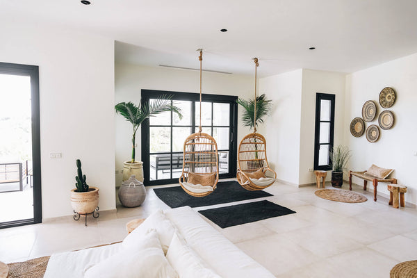 Interior design Janni Deler and Jon Olsson House in Marbella