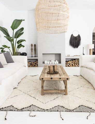 Cozy livingroom decor