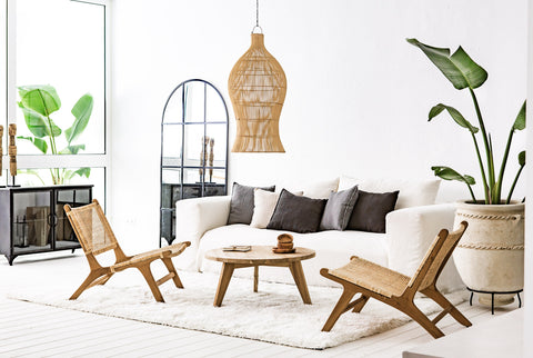 Zoco. Home Bali lounge chairs